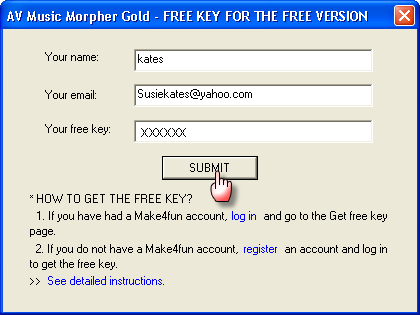 av music morpher gold activation code crack