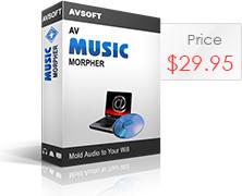 AV Music Morpher 4.0 Box