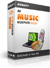 Music Morpher Gold 4.0 Box