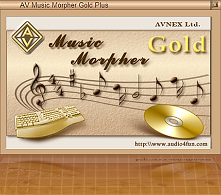 AV Music Morpher Gold 4 0 60 (with mp3 voice remover extractor) preview 0