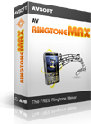 AV RingtoneMAX box