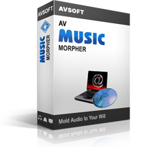AV Music Morpher 4.0 Box