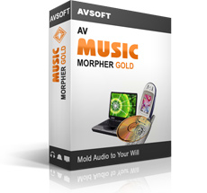 AV Music Morpher Gold 4.0 Box