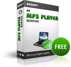 MP3 Player Morpher 4.0 Box