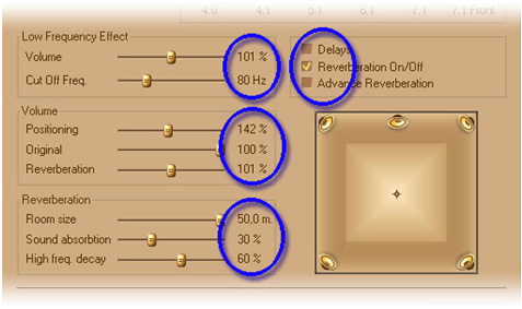 how to get a cursor click effect