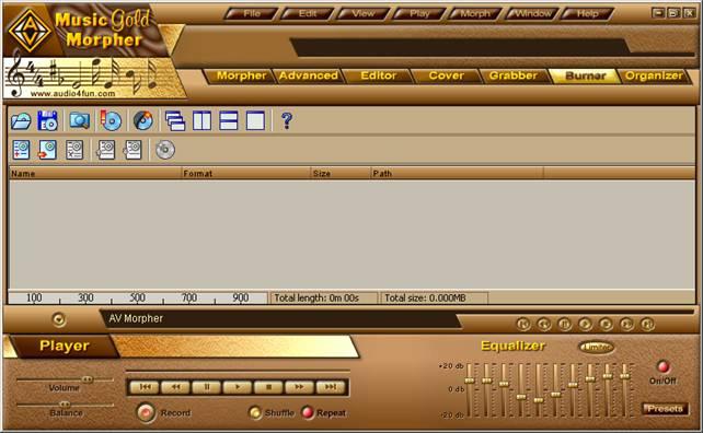 Music Morpher Gold